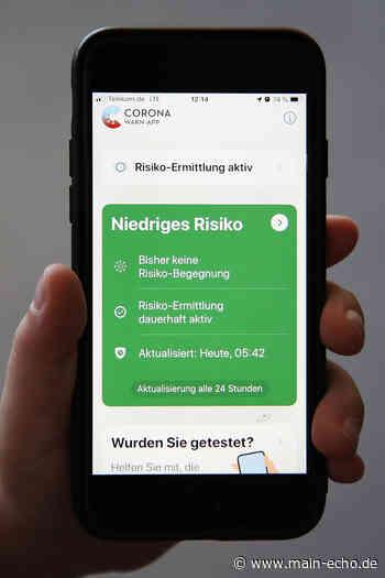 An Warn-App scheiden sich in Miltenberg die Geister - Main-Echo