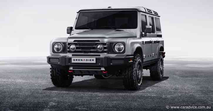 Land Rover loses trademark appeal against 'copycat' Ineos Grenadier