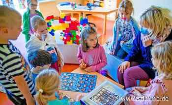 In Heilbronn fehlen 335 Betreuungsplätze für Kinder - STIMME.de - Heilbronner Stimme