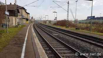 Neun Bahnhöfe in Heilbronn-Franken werden moderner   Heilbronn   SWR Aktuell Baden-Württemberg   SWR Aktuell - SWR