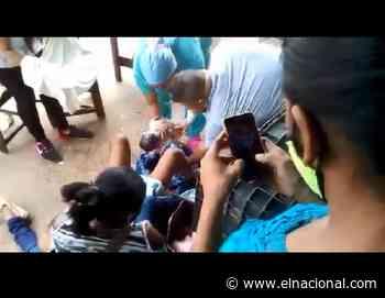 Mujer dio a luz en una calle en el Zulia al no encontrar transporte para ir al hospital - El Nacional