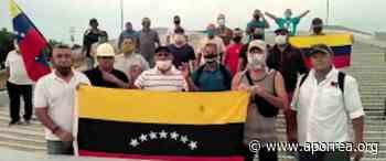 (VIDEO) Trabajadores petroleros manifiestan en el estado Zulia - Aporrea