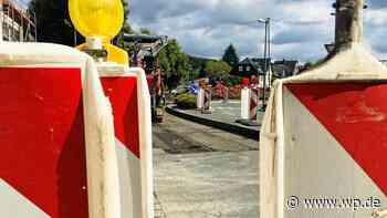 Auffahrt Neheim der A445 in Richtung Brilon gesperrt - WP News