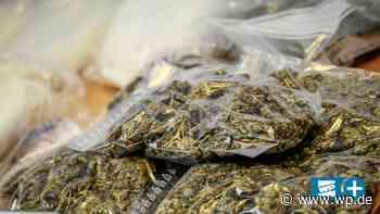 Brilon: Mann von Polizei mit riesiger Menge Drogen erwischt - Westfalenpost