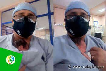 Piel a piel con un pinareño que salva vidas en Argelia (+Fotos y Video) - Tele Pinar