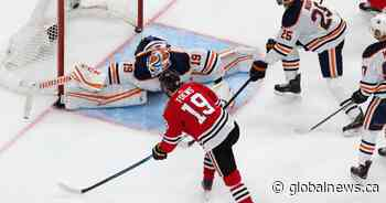 Edmonton Oilers must win Friday against Blackhawks