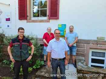 Einweihung der neuen E-Bike-Ladestation: Neue Attraktion am Naturfreundehaus Finsterbrunnertal - Wochenblatt-Reporter