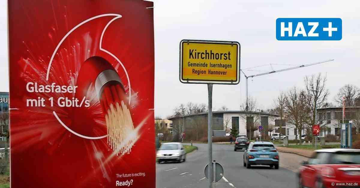Telekom bietet Firmen in Kirchhorst Glasfaseranschluss an - Hannoversche Allgemeine