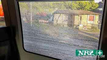 Schuss auf Zug bei Brilon: Bundespolizei hat Tatverdächtigen - NRZ