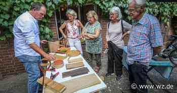 Meerbusch: Ein Besuch bei den Künstlern in Osterath - Westdeutsche Zeitung