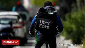 Coronavirus: Uber customer activity falls sharply