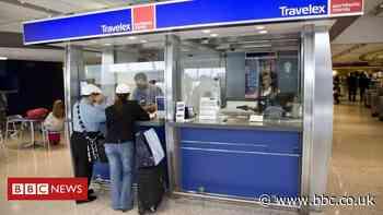 Travelex strikes rescue deal but 1,300 UK jobs go