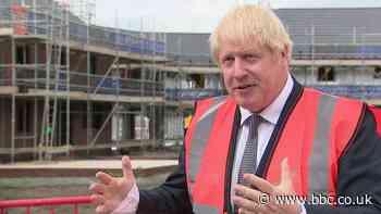 Boris Johnson defends 'long overdue' planning overhaul in England