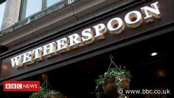 JD Wetherspoon: A third of head office jobs 'at risk'
