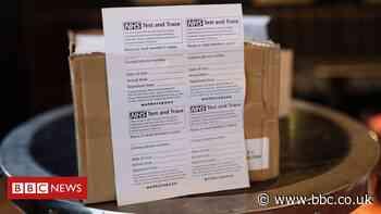 Coronavirus: Serco defends Test & Trace despite low contact rate
