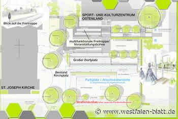 Delbrück: Dorfwerkstatt stellt Platzpläne vor