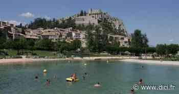 Sisteron : vidangé, le plan d'eau des Marres sera de nouveau utilisable ce vendredi - D!CI