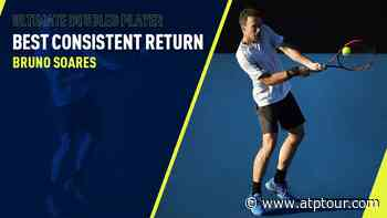 Holding The Ball & Testing The Mind: Bruno Soares Leads Consistent Returners - ATP Tour