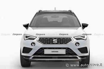 Nuova Seat Arona 2021, il Restyling in Anteprima Rendering - Autoprove.it