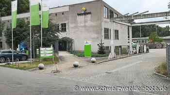 Donaueschingen: Energiedienst Netze baut im Gewerbegebiet - Donaueschingen - Schwarzwälder Bote