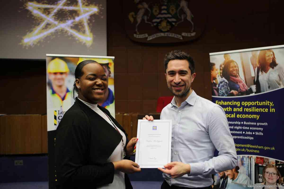 Lewisham launches scheme to hire 100 apprentices in 100 days - News Shopper