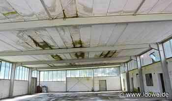 Attenhofen - Neues Dach für Gemeindehalle - idowa