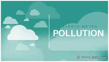 ⚠️ Alerte pollution ce jeudi: restriction de circulation - issy.com