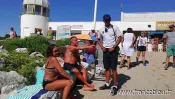 La Rochelle : une patrouille de policiers à VTT en renfort pour surveiller le littoral - France Bleu