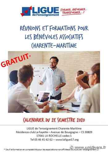 L'association, son fonctionnement – sa gouvernance Résidence-club La Fayette lundi 2 novembre 2020 - Unidivers