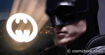 'The Batman' Teaser Likely For DC FanDome Hints Robert Pattinson Voice Actor - Cosmic Book News