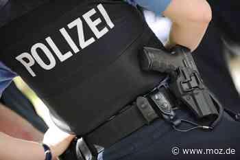 Zeugen gesucht: Polizei fahndet nach Räuber in Birkenwerder - Märkische Onlinezeitung