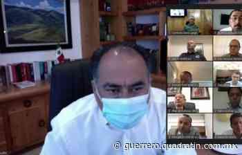 Acuerdan reforzar seguridad en Iguala, Huitzuco y Taxco - Quadratín Michoacán