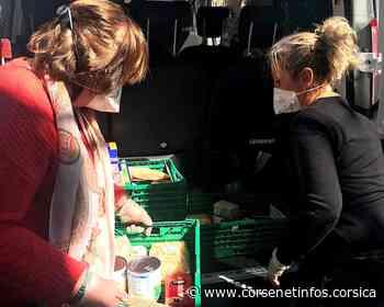 Porto-Vecchio : Le service d'aide alimentaire continue jusqu'au 31 décembre - Corse Net Infos