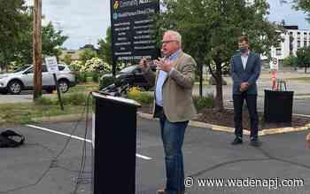 Walz calls on Congress to pass new pandemic stimulus - Wadena Pioneer Journal