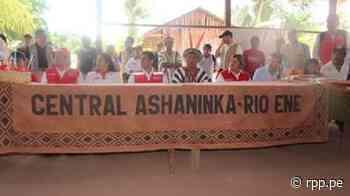 Junín: Comunidad asháninka denuncia intento de invasión a sus tierras - RPP Noticias