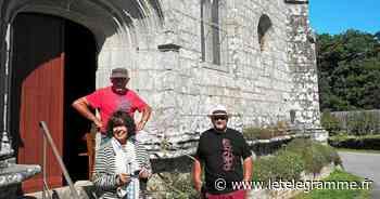 Une messe en plein air pour le pardon de Saint-Laurent - Le Télégramme