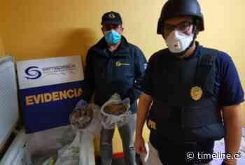 En Tocopilla la policía logró la detención del denominado «Rey del Pulpo» - Timeline.cl