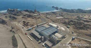 Filial de EPM en Chile inició operación de planta desaladora - Dinero.com
