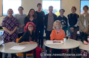 Coffs Harbour students share their desires for the youth space at new library - News Of The Area