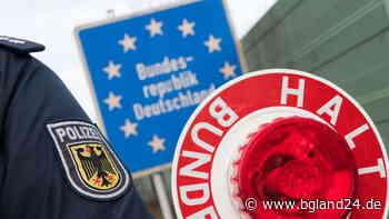 Bundespolizeieinsatz bei Freilassing - bgland24.de