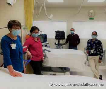 Mildura Base Hospital boosts intensive care capacity - Sunraysia Daily