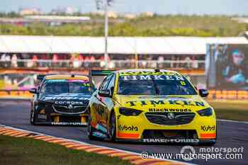 Single tyre compound for second Darwin round - Motorsport.com