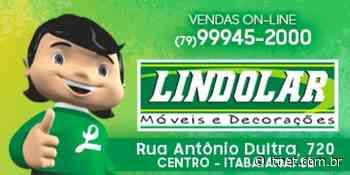 Lindolar Móveis retorna com o serviço presencial nas lojas de Itabaiana e Ribeirópolis. Confira algumas promoções - Portal Itnet