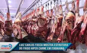 VÍDEO: confira a estrutura do Frigo Hiper Carne, antigo matadouro de Itabaiana - Portal Itnet