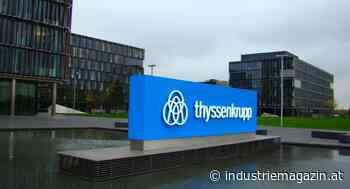 Thyssenkrupp pumpt viel Geld in die Modernisierung seiner Stahlsparte - Industriemagazin