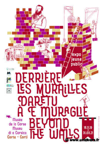 Parcours accompagné destiné au jeune public Musée de la Corse samedi 19 septembre 2020 - Unidivers