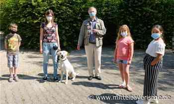Ein Hund geht regelmäßig zur Schule - Region Amberg - Nachrichten - Mittelbayerische