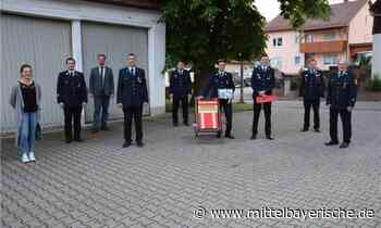 Vorsitzender Weigert ist nun Kommandant - Region Amberg - Nachrichten - Mittelbayerische
