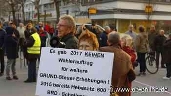 """Grundsteuer-Schock in Offenbach: Stadt ist """"guter Hoffnung"""", gegen Kläger zu gewinnen - op-online.de"""