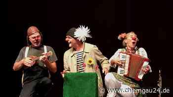 Prien am Chiemsee: Endlich wieder Leben auf der Bühne im Chiemsee Saal - chiemgau24.de